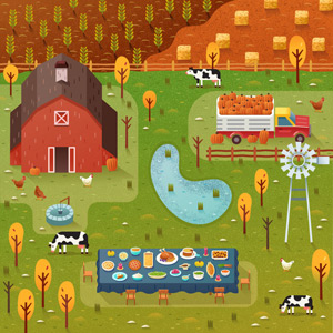 Feast on a Farm